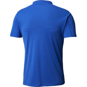 Columbia Zero Rules Chemise manches courtes Homme, azul